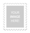 Briefmarke Leer