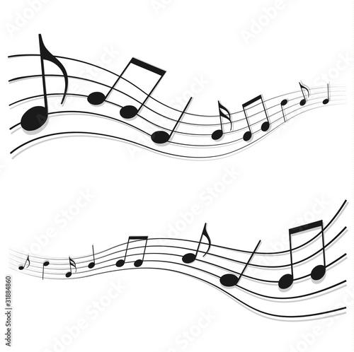 Musiknoten Zeichen Zum Kopieren