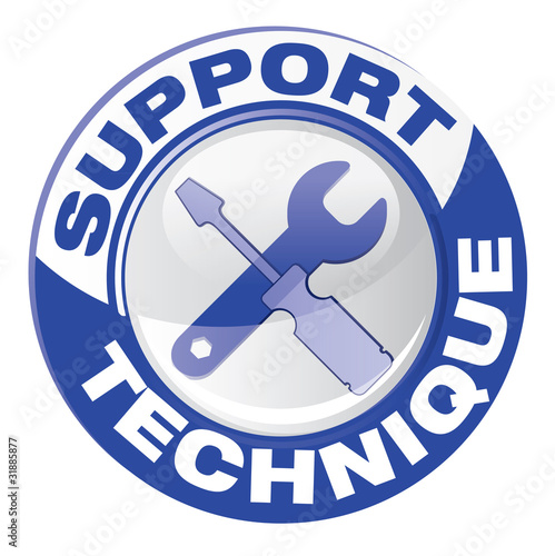 icone : support - technique, dépannage - maintenance