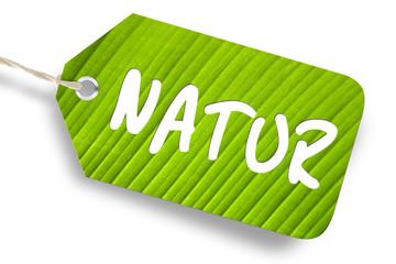 natur button