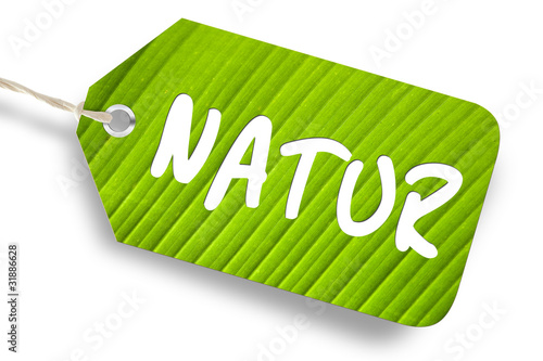 natur button