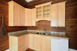 Wooden Interior Home Kitchen Cabinets