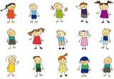 Fototapety Kids