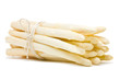 Fresh cut white asparagus - 31888048