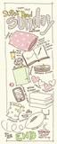 Super Lazy Sunday Sketch