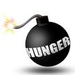 buombe gefahr hunger