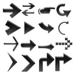 矢印のシンボルセット