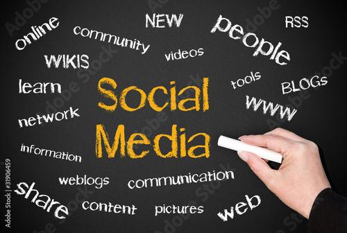 Social Media - Blackboard