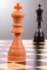 Light king versus dark king