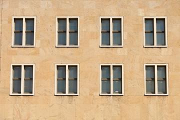 Hausfassade - Berlin - Tempelhof