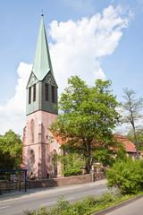 Kirchturm in Heidelberg