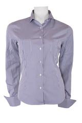 Female checkered shirt
