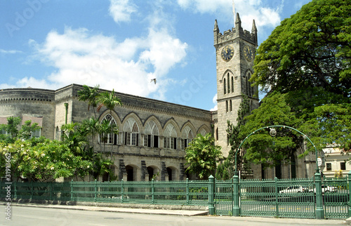 The Parliament, Bridgetown, Barbados