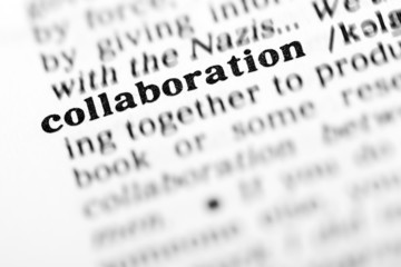 collaboration (the dictionary project)