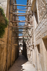 Alleyway. Molfetta. Apulia.