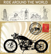 Ride Around The World