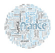 France word cloud