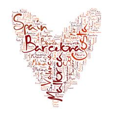 Spain Heart