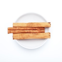 Spice serie: Cinnamon sticks