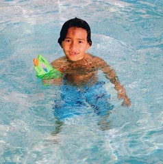 Philippine-American Boy