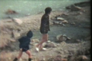 Trip To Banff (1975 Vintage 8mm film)