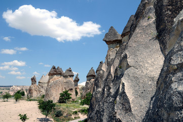 Fairy chimneys