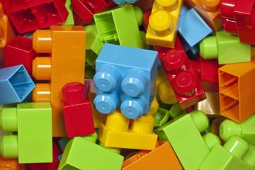 Spielzeug - Bausteine