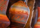 Fototapety Native American Pottery Vase