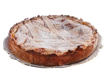 """La pastiera napoletana - """"Pastiera"""" pie."""