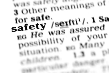 safety (the dictionary project)