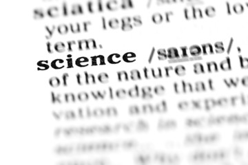 science (the dictionary project)