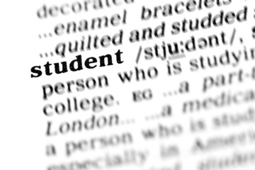 student (the dictionary project)