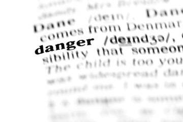 danger (the dictionary project)
