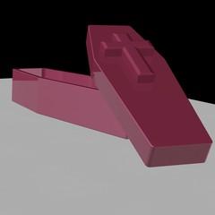 La bara rossa - The red coffin