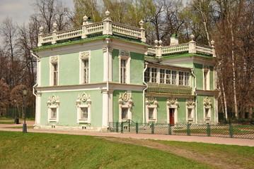Усадьба Кусково. Итальянский домик в стиле барокко.