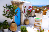 Greek traditional house located at Kithira island - 31955252