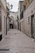 Alleyway. Andria. Apulia.