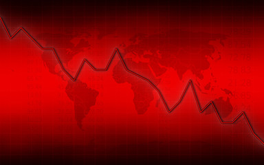 Red graph