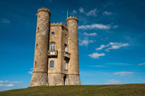 Broadway Tower, Worcestershire, United Kingdom.