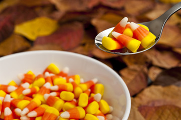 Candy Corn Snack