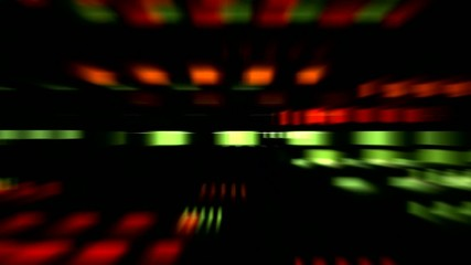 color block pattern and ray light,computer web tech disco neon.