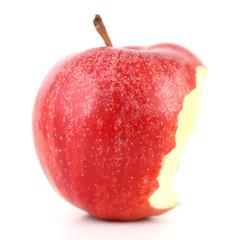 Croquer une pomme #1