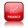 """FINANCE"" Web Button (business commerce money banking markets)"