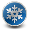 "Glossy Icon ""Winter Recreation"""