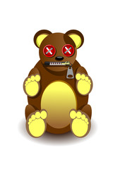 bad teddy bear