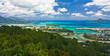 marina de Victoria aux Seychelles
