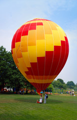 Balloon start-up