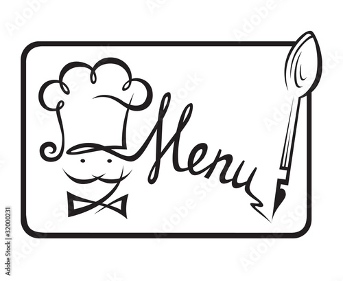 Swan moreover Morel Mushrooms Clipart besides Chef With Spoon And Fork Vector 1076302 likewise Shutterstock Eps 97109747 furthermore Photography Logos 01. on restaurant design