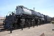 Steam locomotive Union Pacific 4012 in Pennsylvania, USA