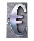 Typescript Euro sign poster